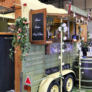 Horsebox Bar Mobile Bar