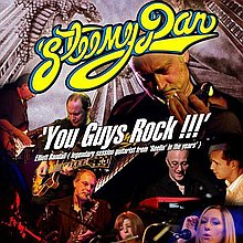 Steemy Dan 70s Band