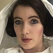 Princess Leia Impersonator or Look-a-like