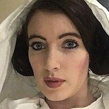 Princess Leia Impersonator or Look-a-like