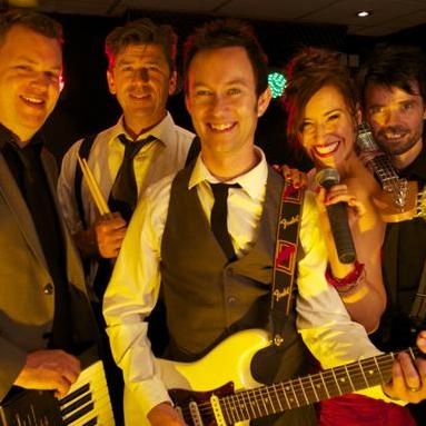 The A Listers Live music band