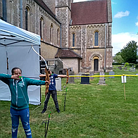 Centre Point Archery Games and Activities