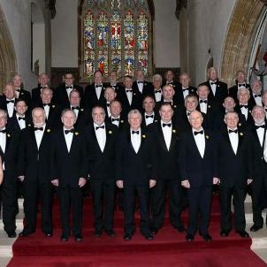 Tenby Male Choir Live music band