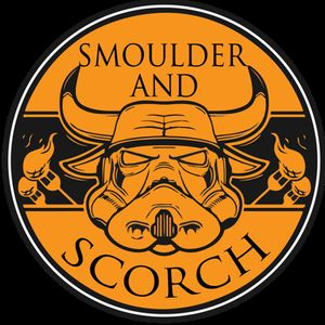Smoulder and Scorch Mobile Bar