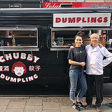 Chubby Dumpling Food Van