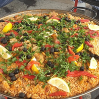 Taste of Espana Street Food Catering