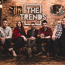 The Trends Party Band Indie Band