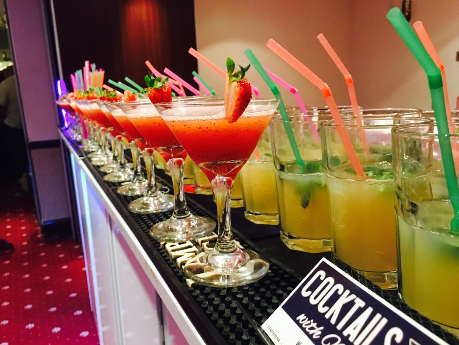 Cocktails With Mario - Catering Event planner Marquee & Tent Event Staff  - Ascot - Berkshire photo
