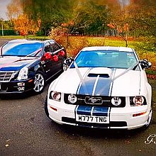 GT Chauffeurs Chauffeur Driven Car