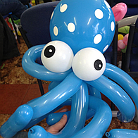 Paul Armour Balloon Artist Balloon Twister