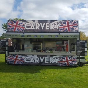 Wye Valley Catering Food Van