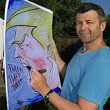 Sam Allen Caricaturist Caricaturist