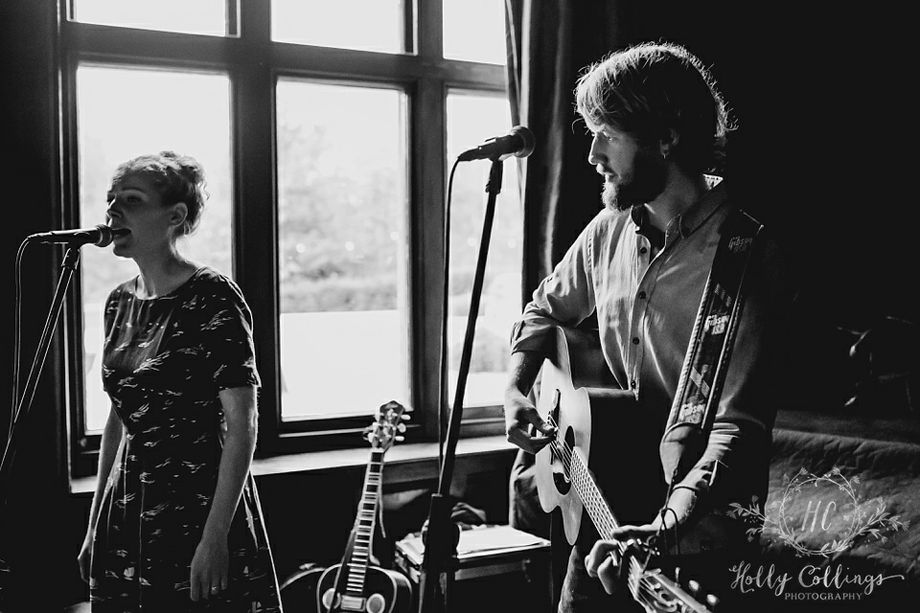 Harbottle and Jonas - Live music band  - Totnes - Devon photo