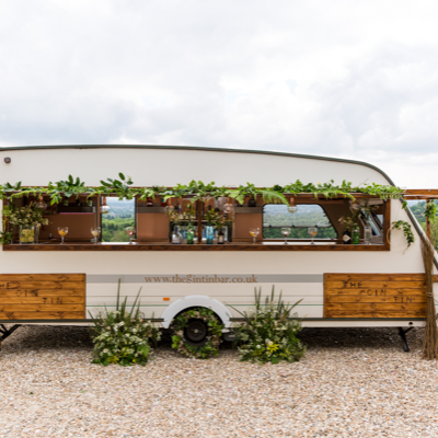 The Gin Tin Bar Mobile Bar