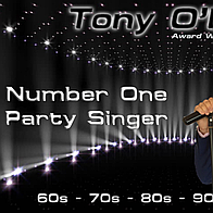 Number One Party Singer - 60s 70s 80s 90s 2000s Rat Pack & Swing Singer