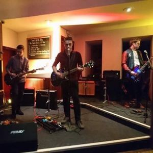 Booker - Live music band , Carnoustie,  Alternative Band, Carnoustie Indie Band, Carnoustie Rock Band, Carnoustie
