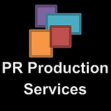 PR Production Services Projector and Screen