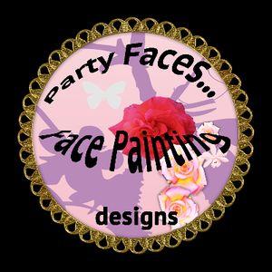 Party Faces Face Painter