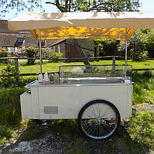Ice House Desserts Ltd Ice Cream Cart