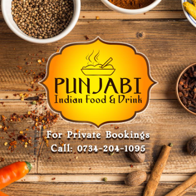 punjabi indian food and Indian Catering