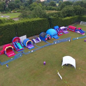 SBC Bouncy Castle