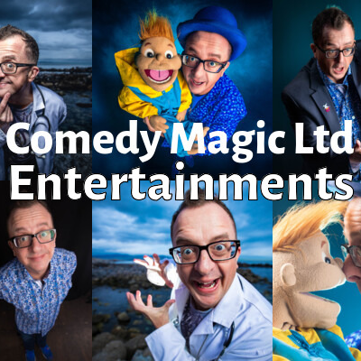 Comedy Magic Ltd Entertainments Table Magician