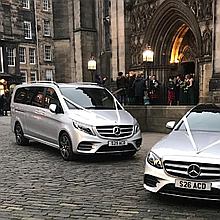 Avantgarde Chauffeur Drive Wedding car