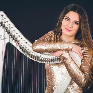 Tsvetelina Likova Harpist Harpist