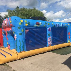 Bounce-On Bouncy Castle