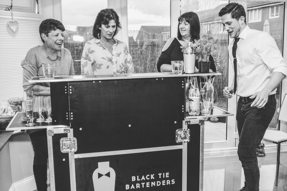 Black Tie Bartenders - Catering  - Cardiff - Glamorgan photo