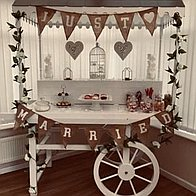 Create a Cart Sweets and Candies Cart