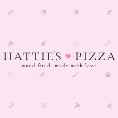 Hattie's Wood-Fired Pizza Pizza Van