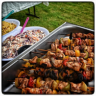 Argyll Hog Roasts Event Catering Paella Catering