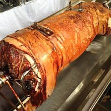 S&M Butchers Super Hog Roast & BBQ Hog Roast