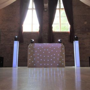 Pro Disco's and Entertainment Wedding DJ