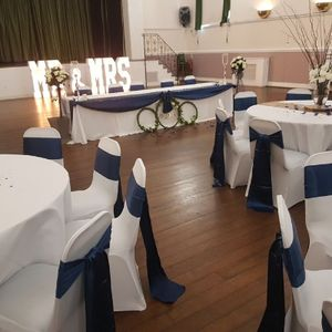 Practically Perfect Events Chair Covers