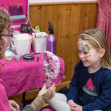Nail That Look Face Painting - Children Entertainment , Walsall,  Face Painter, Walsall