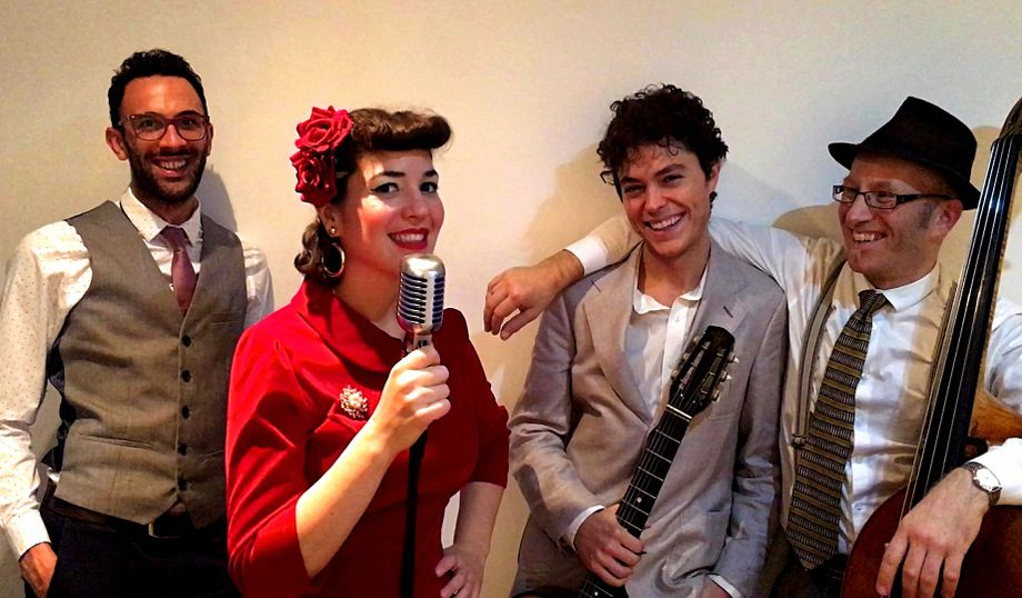 The Vintage Singer - Jess - Live music band Solo Musician Singer  - London - Greater London photo