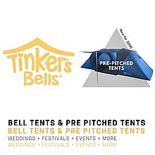 Tinker's Bells Ltd Party Tent