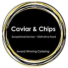 Caviar & Chips Catering Business Lunch Catering