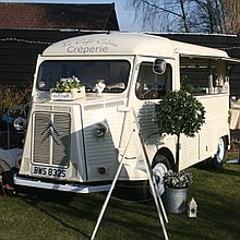 Le Cafe Creme Wedding Catering