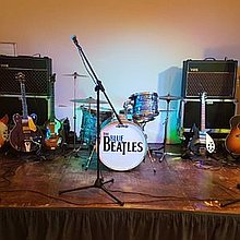The Blue Beatles duo and band Beatles Tribute Band