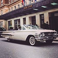 Chevy Dreamz Vintage & Classic Wedding Car