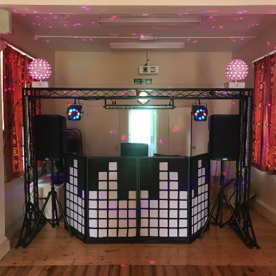 Bishop Sounds Disco Wedding DJ