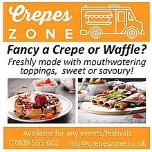 Crepes Zone Ltd Crepes Van