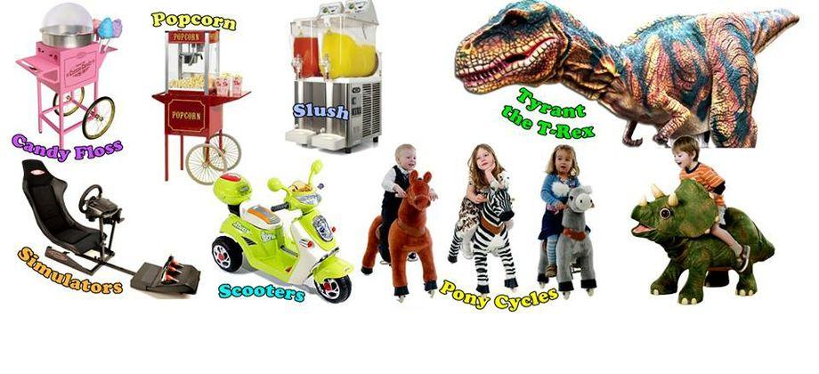 Party Box Aberdeen - Catering Children Entertainment Event Equipment  - Aberdeen - Aberdeenshire photo