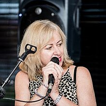 Karen Frances, Singer and Entertainer Jazz Singer