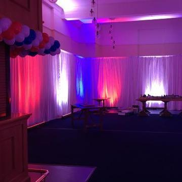 Purple Wave AV Ltd. Event Equipment
