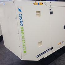 CES Poole Ltd Generator