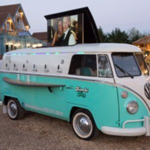 Kombi Keg Mobile Bar